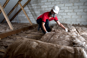 Minimise heat loss through insulation