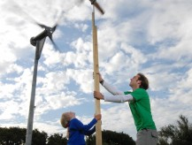 Renewable energy workshop at Cornish primary school