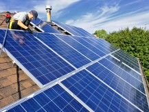 Solar photovoltaics (PV) panels are eligible for the feed in tariff