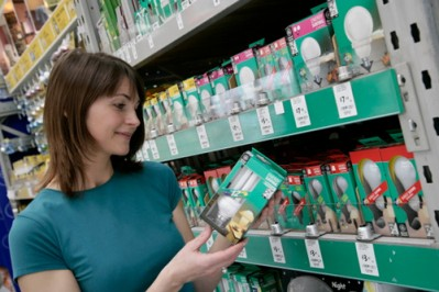 Buy energy saving light bulbs