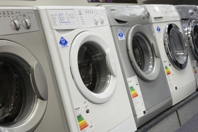 Buying energy efficient appliances