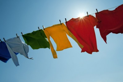 Wash at 30 degrees to save energy and money