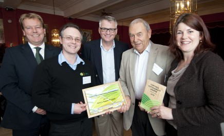 Sustainability Awards - Green Ripple