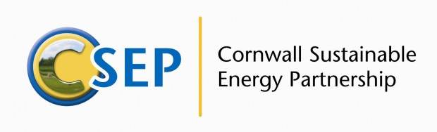 Image: Cornwall Sustainable Energy Partbership logo