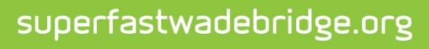 Superfast Wadebridge logo